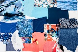 Collection bleu provence